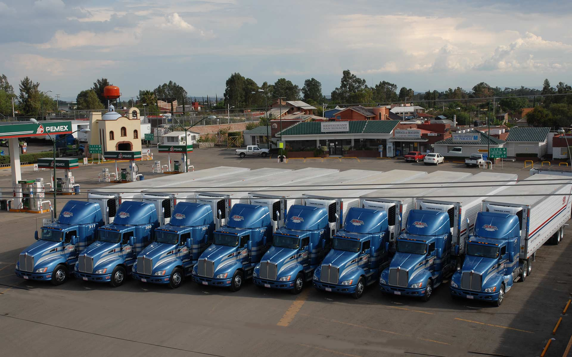 Transporte de Nivel Internacional